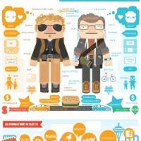 Geek Week Bonus: Silicon Valley Geeks vs. Seattle Geeks