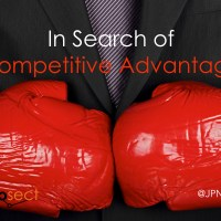 In Search of Competitive Advantage