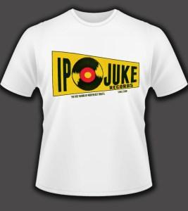 Camiseta Ipojuke Nova Logo