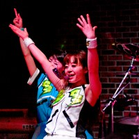 Gacharic Spin live at Hard Rock Cafe in Pittsburgh 2014