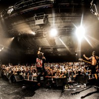 "MAXIMUM THE HORMONE ""Merciless"" at New York's Best Buy Theater"