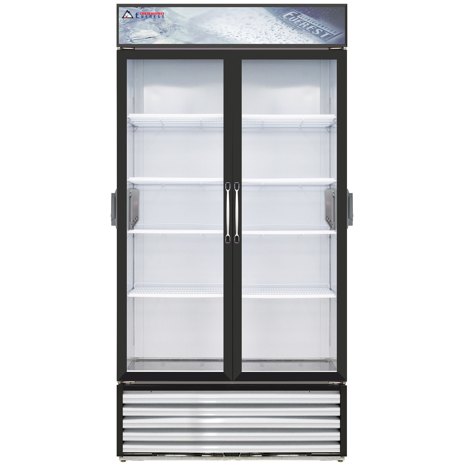 Doors Everest Everest Emgr48c Chromatography Refrigerator W Two Glass