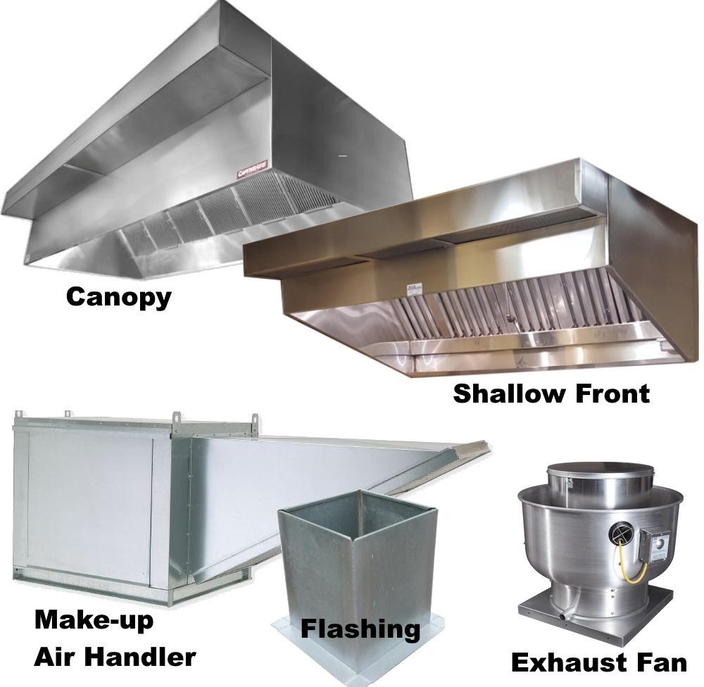 Kitchen Vent Commercial Ventilation Systems