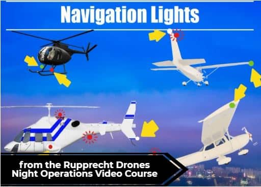 Ultimate Guide-Drone Anti-Collision Lights for Civil Twilight