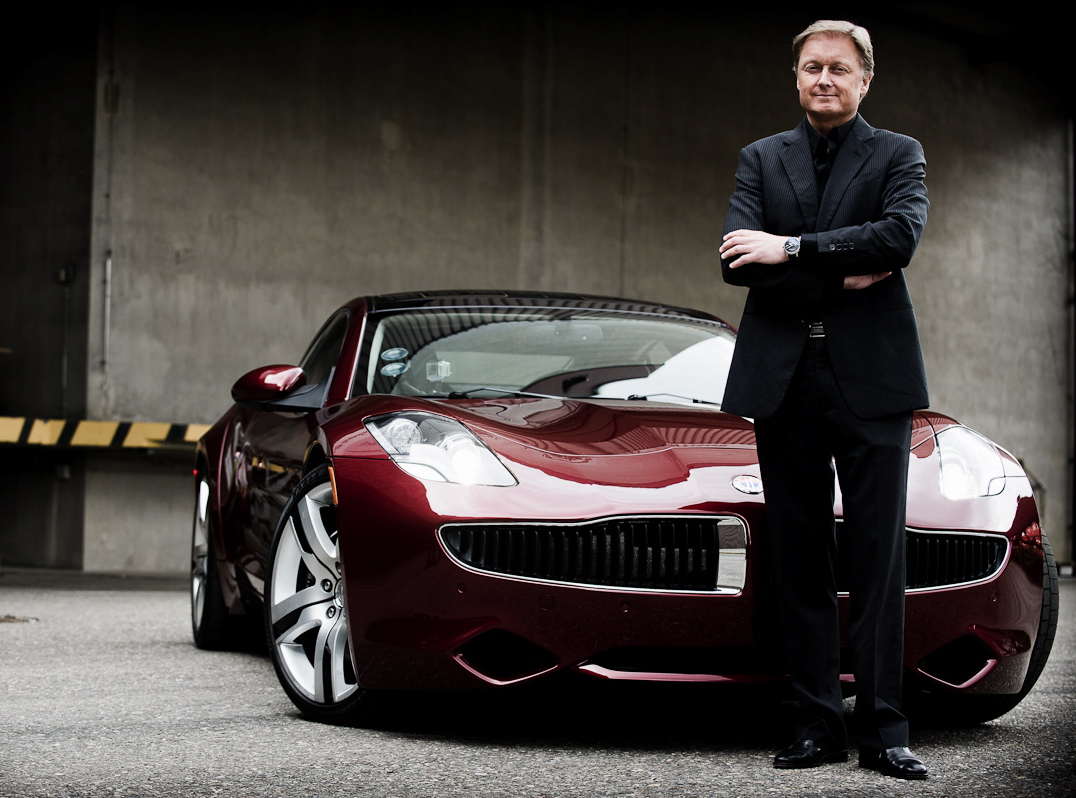Car Manufacturers In The World The Interview Of Henrik Fisker The Creator Of Fisker