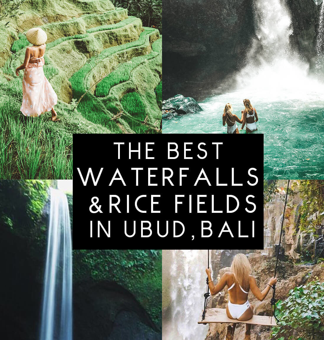 Trip Bali The Best Bali Day Trip Waterfalls And Rice Terraces In Ubud