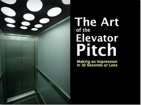 How to Craft an Elevator Pitch that Wins More Business and Clients