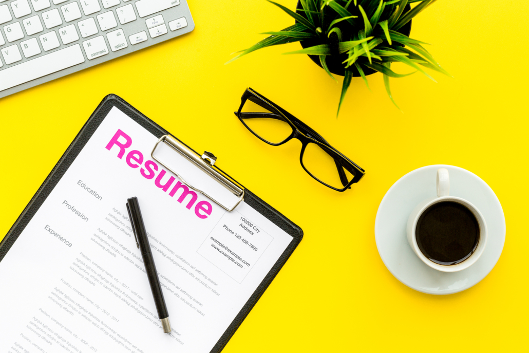 Leave These 5 Things Off Your Resume if You Want the Job - JSG