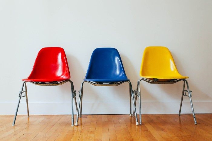 Simple Chairs