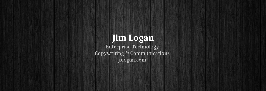 Jim Logan Copywriter