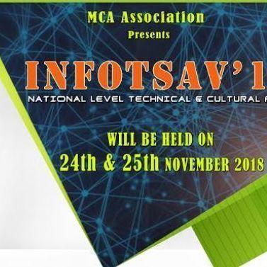 Infotsav'18 & Second Alumni Meet – MCA