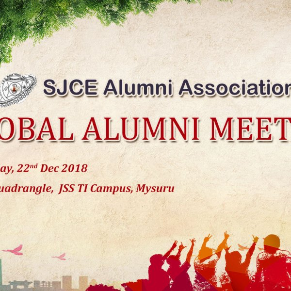 SJCE holds its Annual Global Alumni Meet