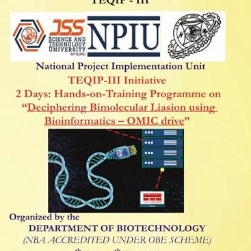 Deciphering Bimolecular Liaison using Bioinformatics – OMIC drive