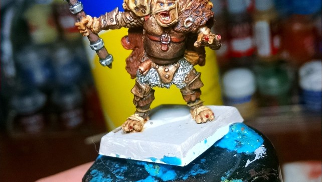 My best miniature to date. Click to Enlarge.