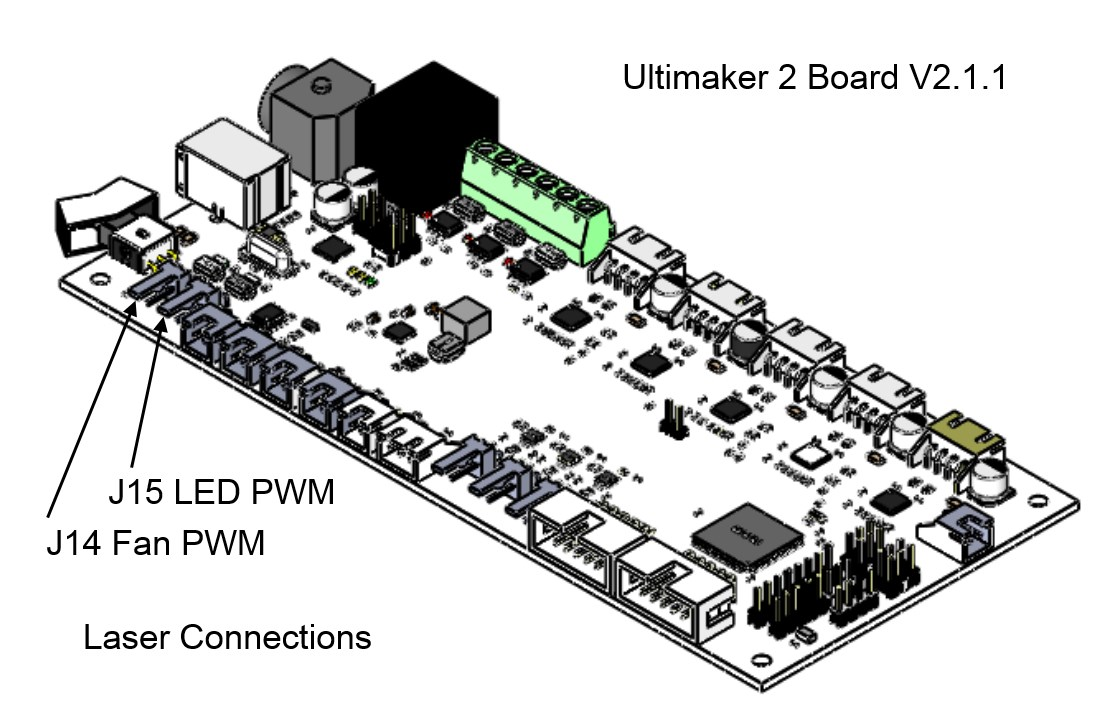 Block Diagram 3d Printer Auto Electrical Wiring Circuit Schematic Of Nxp Tda3629 Light Position Controller Ultimaker 2 26 Images