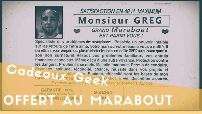 marabout geek