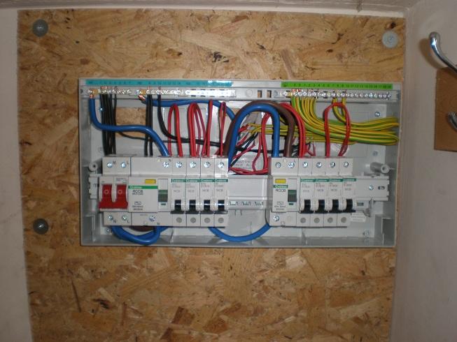 Wiring A Garage Fuse Board - 51nuerasolar \u2022