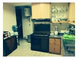 Kitchen with maid bedroom and bathroom