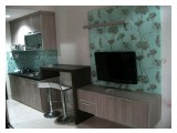 Promo Expo Property - Dijual Pilihan Unit Apartemen Taman Sari Sudirman - Studio Furnished Regular, Deluxe, Executive
