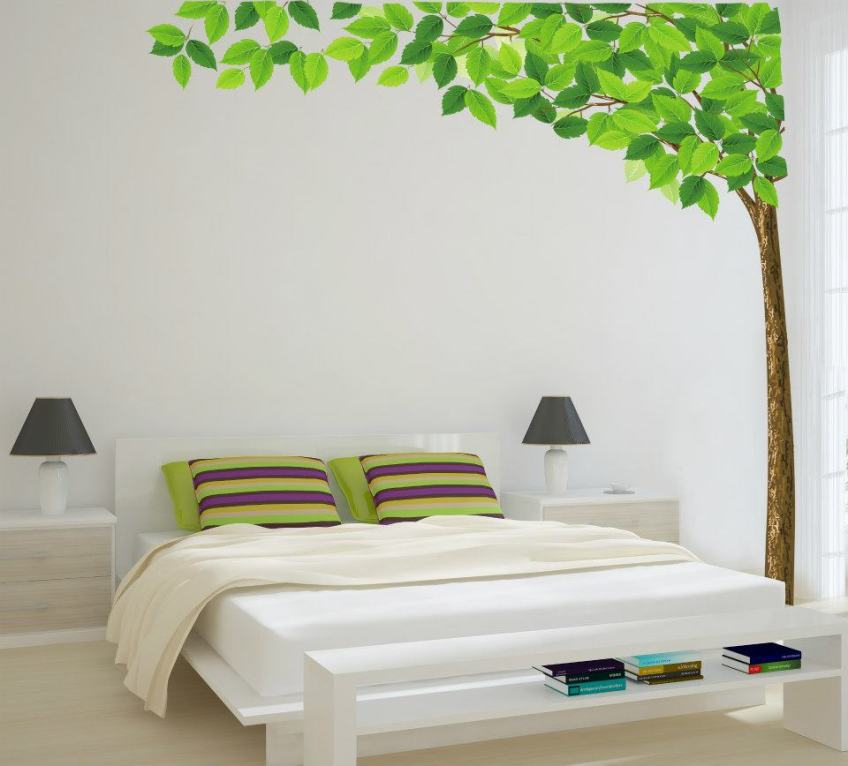 Removable Tree Wall Decal Stickers