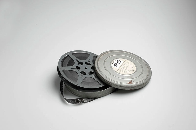 16mm film canister
