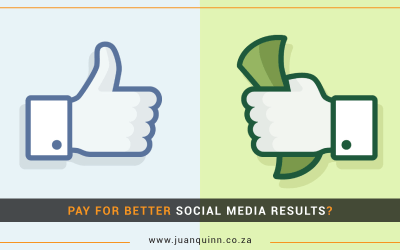 SHOULD YOU PAY TO GET BETTER SOCIAL MEDIA RESULTS?