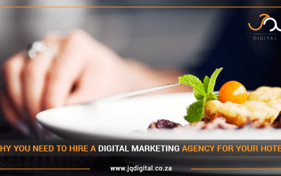 5 Reasons why your Hotel should hire a Digital Marketing Agency