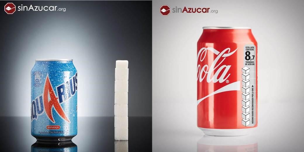 Coke+Aquarius