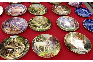 Dishes Porcelains