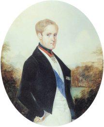 David 'Toad' Northope, Marquess of Abersham and heir to the Duke of Wellbridge