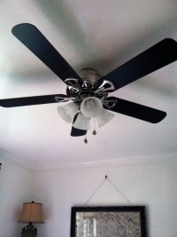 DIY Disaster: How to Hang a Ceiling Fan