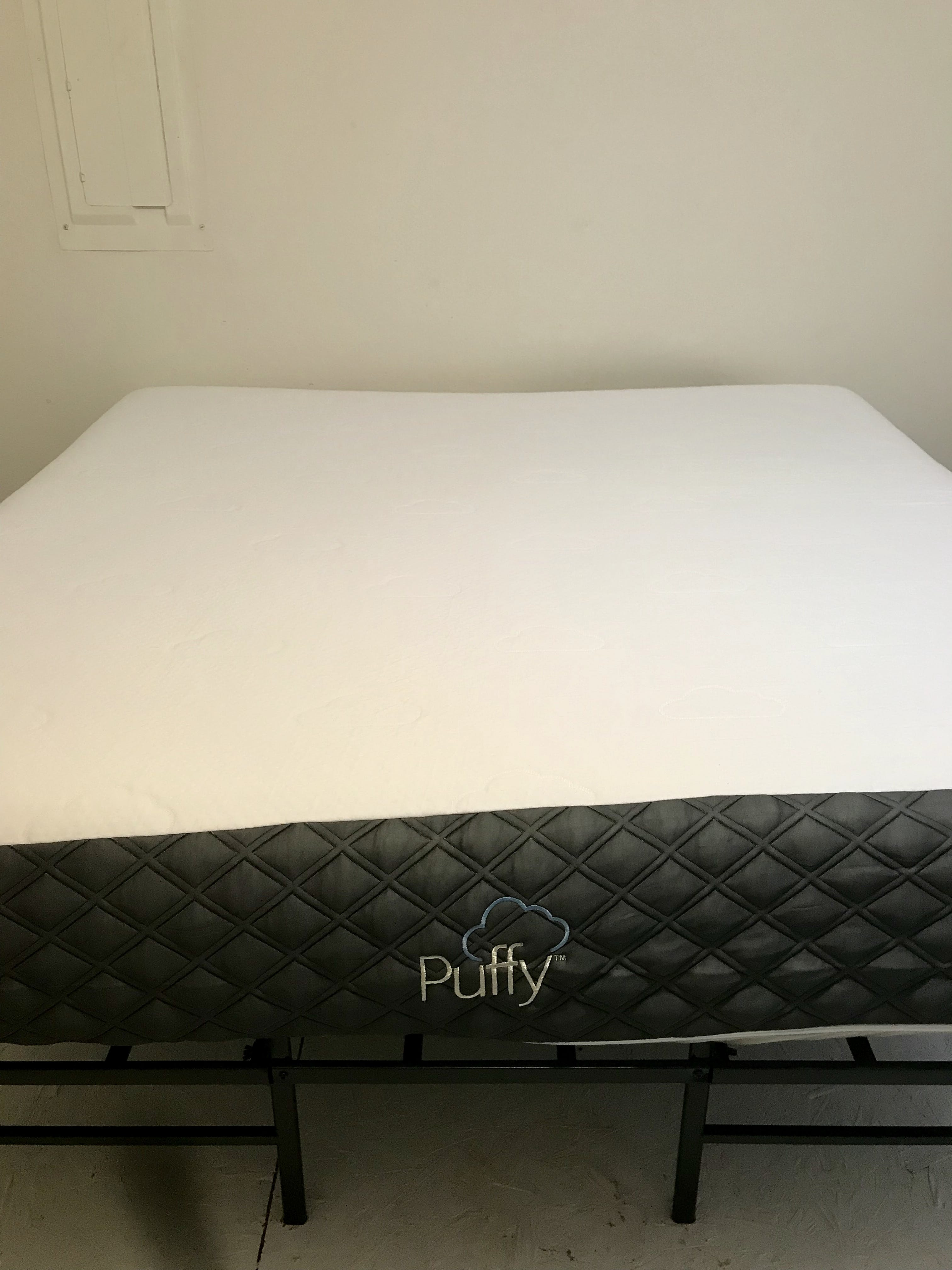 Box Spring Puffy Mattress Foundation Puffy Mattress
