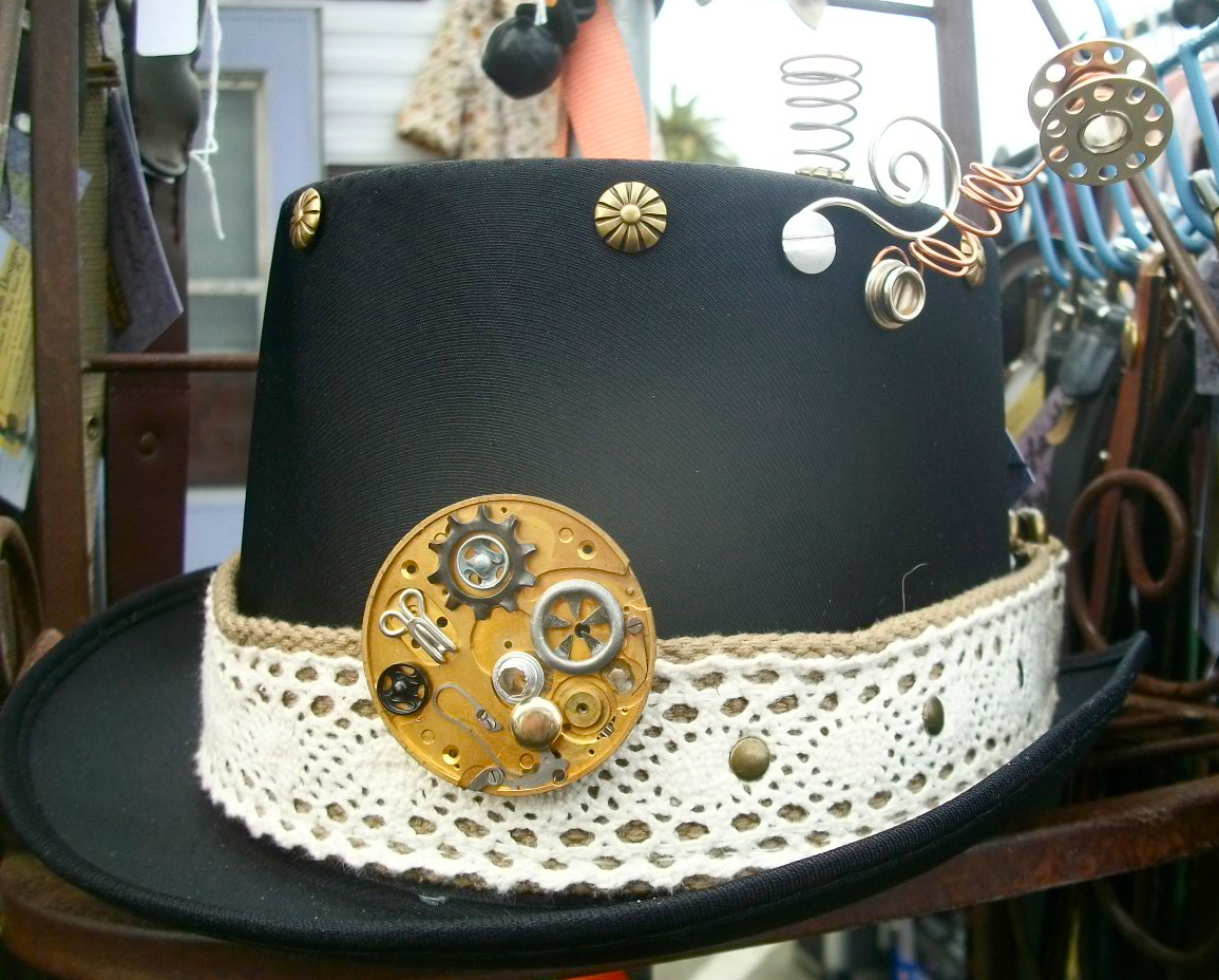Steampunk Ideas Diy Steampunk Ideas Cinder Garden Designs