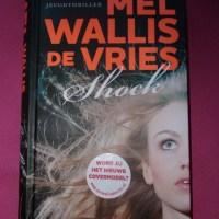 Recensie: Shock - Mel Wallis de Vries