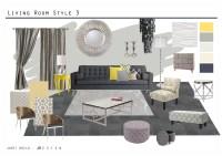 Living Room and Master Bedroom Mood board | Judit Hollo ...