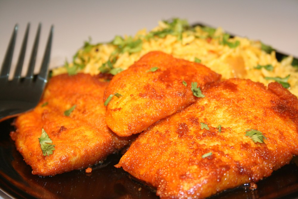 Fish Fillet -Pan Fried 