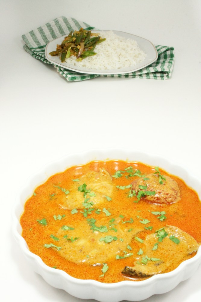 King Fish Curry  (1/4)