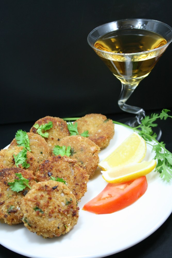 Cabbage Cutlets  (1/4)