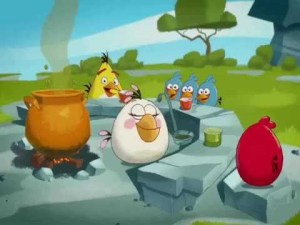Vídeo de Angry Birds Toons Cordon Bleugh
