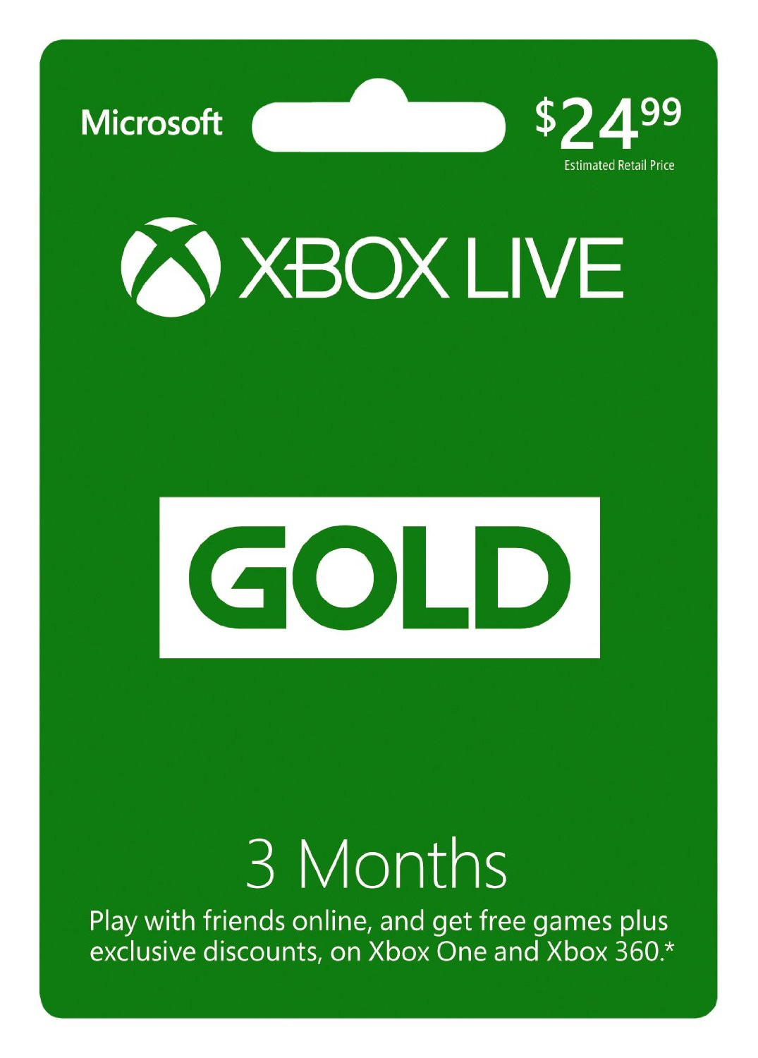 Ps Plus 1 Mes Xbox Live Gold 3 Meses Ps Plus Xbox Live Gold Productos