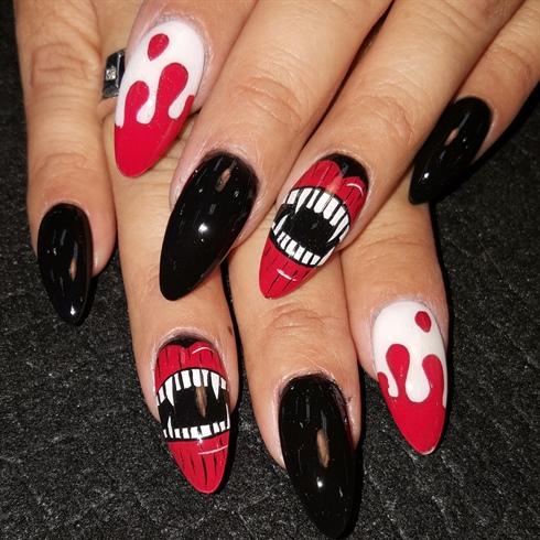 easy-halloween-nail-art-ideas-21 - juelzjohn
