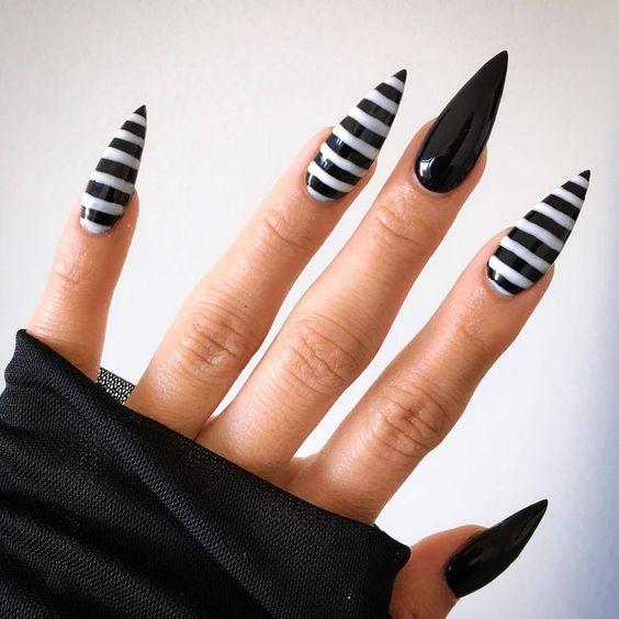 30 Easy Halloween nail art ideas to copy now - juelzjohn