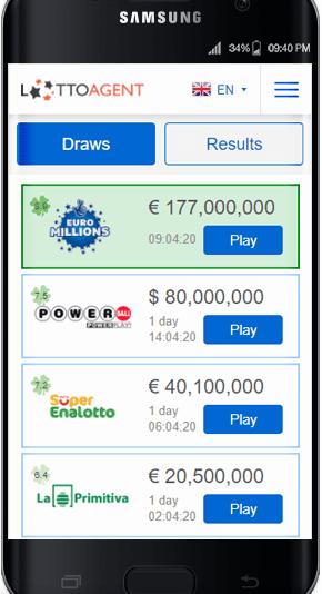 App-LottoAgent-jugar-loterias