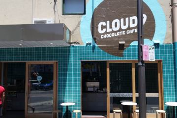 Cloud9ChocolateCafe - Newtown