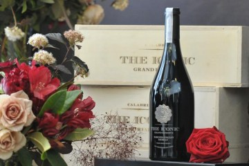 Calabria Wines Iconic Grand Reserve Barossa Valley Shiraz 2012 (1)