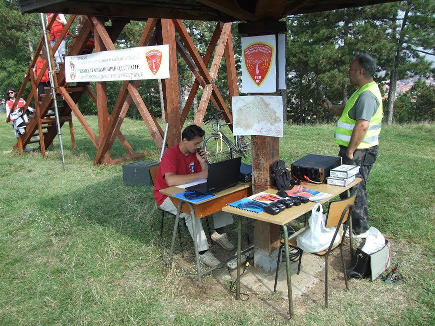 Radio klub realizuje projekat za vanredne situacije
