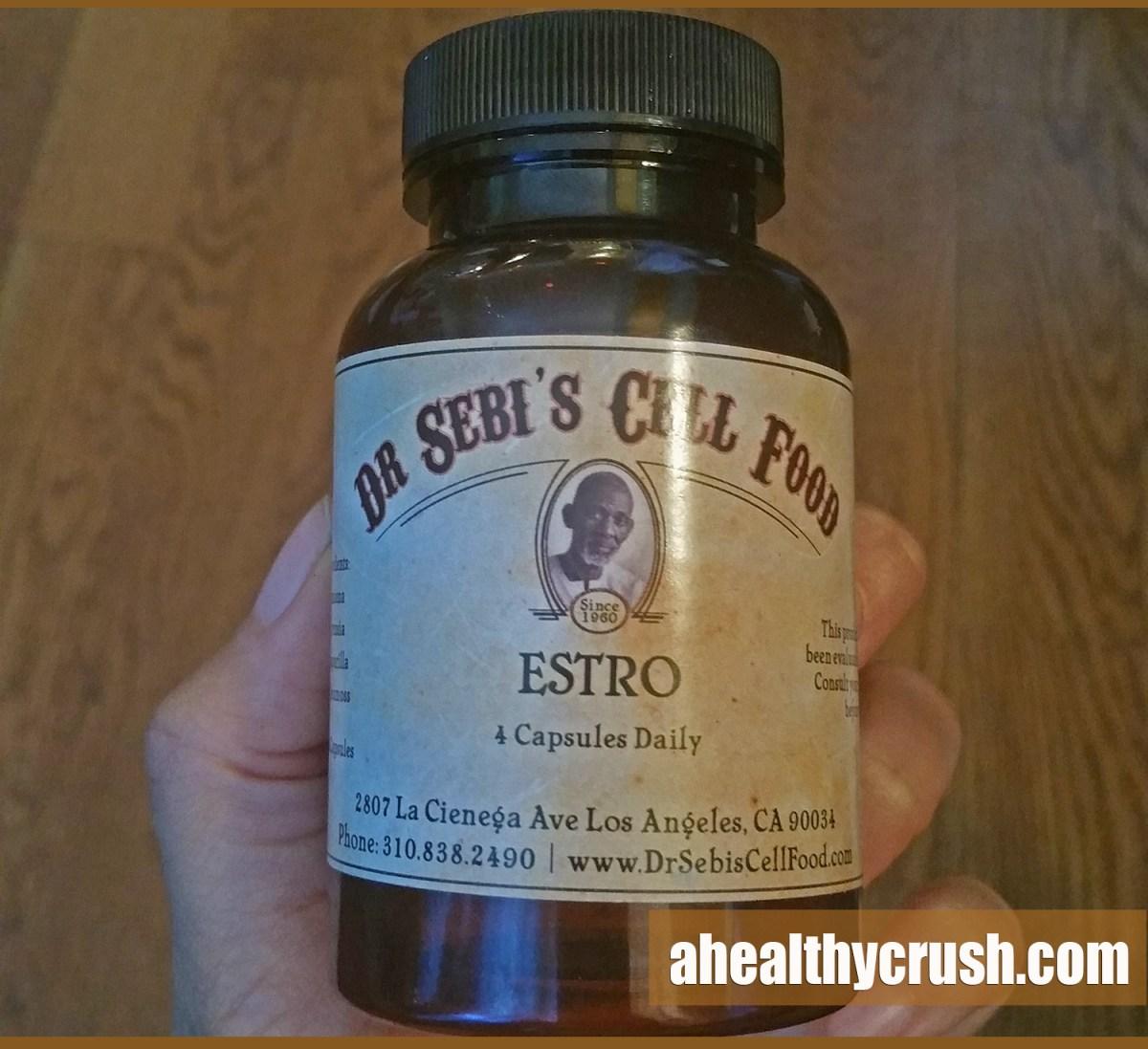 REVIEW | Dr. Sebi's Estro - Does It Make You Horny?