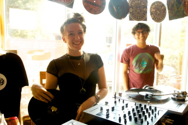 Magic B & DJ Boozwa