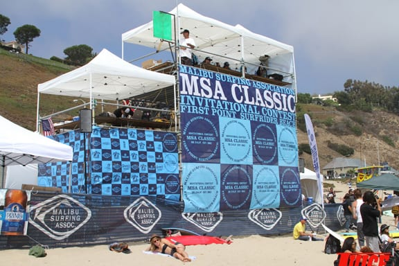 Malibu Surfing Association Surf Classic And Celebrity