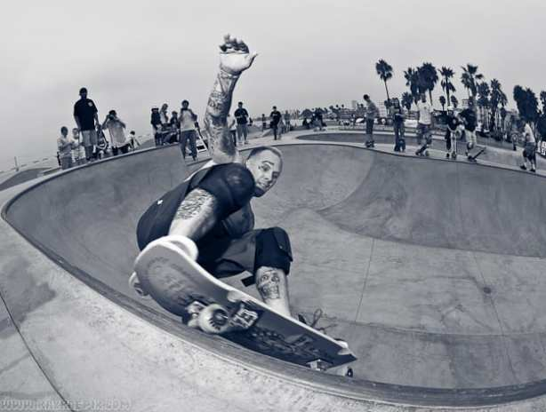 JAY ADAMS. PHOTO: RAY RAE GOLDMAN